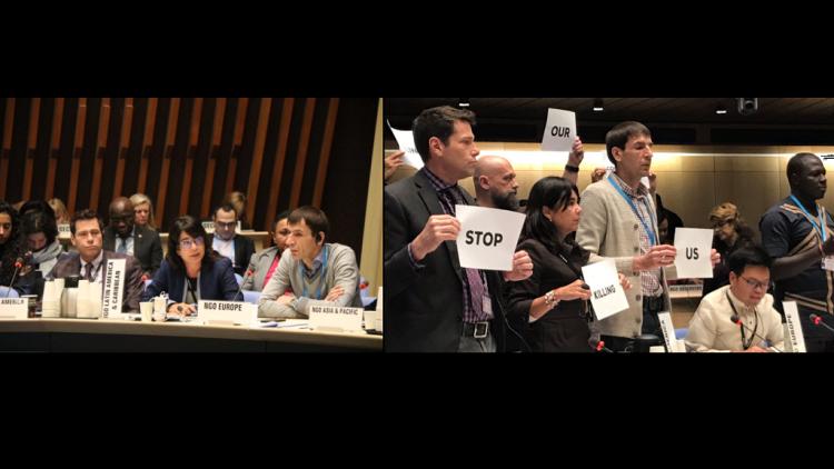 Relatório sobre o progresso da implementação do Plano de Ação do Programa Conjunto do UNAIDS