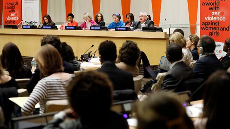 Gestos participa de debate da Comissão da ONU Sobre a Situação das Mulheres em Nova Iorque