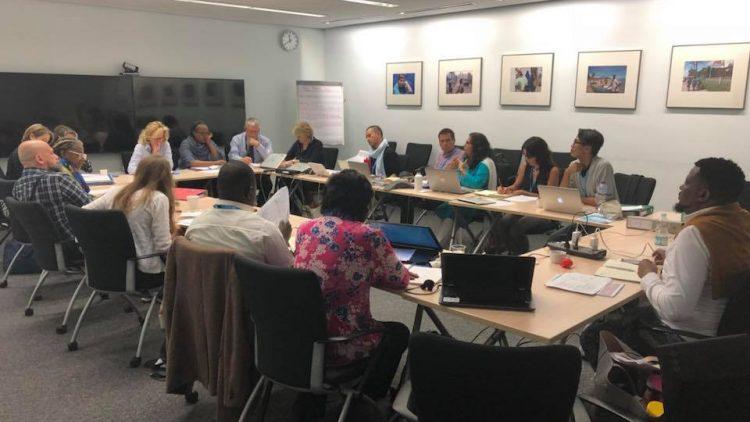 Gestos participa de 42ª Reunião do Conselho Diretor da UNAIDS em Genebra