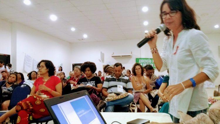 Lideranças de direitos humanos debatem formas de fortalecer lutas sociais