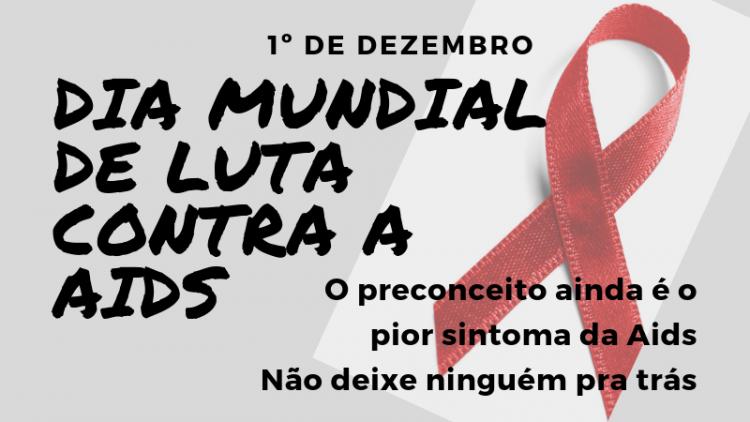 Gestos divulga programação de atividades para a Semana de Luta contra o HIV/Aids