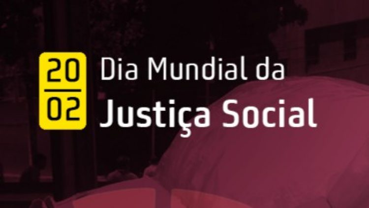 Dia Mundial da Justiça Social: vamos refletir sobre as desigualdades