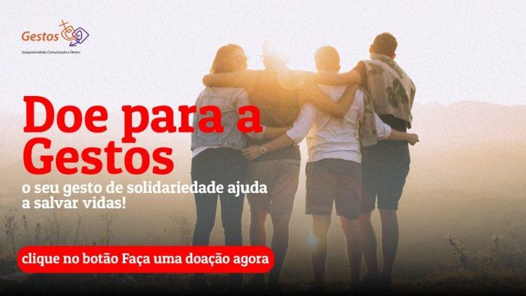 Solidariedade: campanha pede doações para manutenção da Gestos