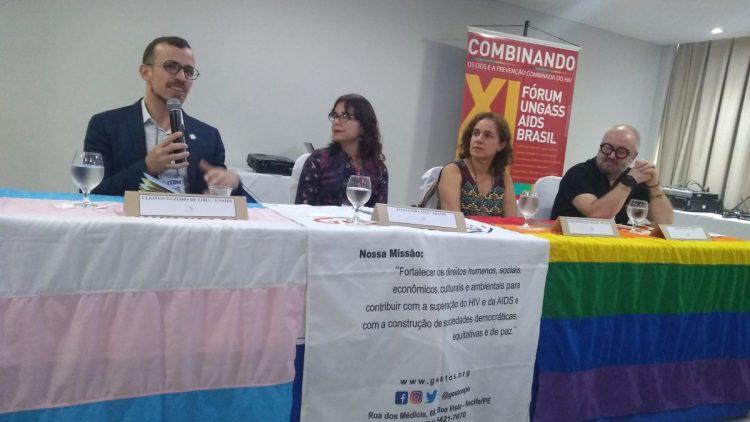 Ativistas de todo o Brasil discutem prevenção combinada ao HIV e ODS no XI Fórum UNGASS/AIDS