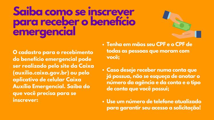 Novo coronavírus: auxílio emergencial deve amenizar situação de trabalhadores informais